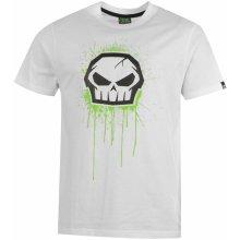 No Fear Core Graph T Shirt Mens White