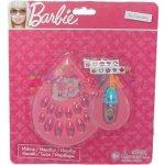 Barbie nehtový set