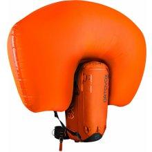 Ortovox ascent avabag crazy 30l orange