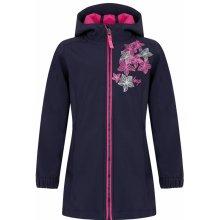 Loap Caldera L7112 dětský softshellový kabát modrá
