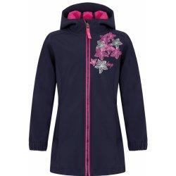 Loap Caldera L7112 dětský softshellový kabát modrá dětská bunda a ... 86458fe9b0