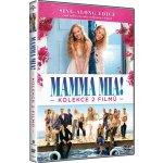 Mamma Mia!: Kolekce 2 filmů DVD - 2xDVD