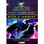Percy Jackson Bitva o labyrint, Chlapec Polobůh Hrdina 4. díl