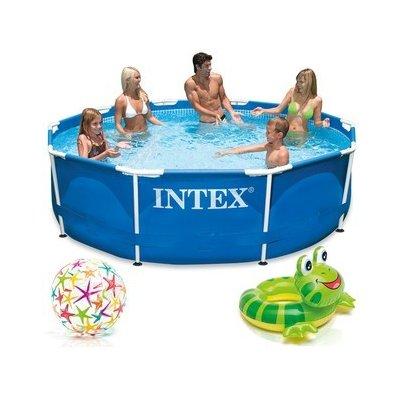 Intex Metal Frame 305 x 76 cm 28200