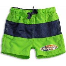 Chlapecké koupací šortky KNOT SO BAD SURF BOARD zelené 254080d9ce
