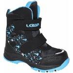 Chosee dětské zimní boty černá