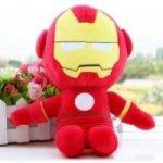 Plyšák Iron man