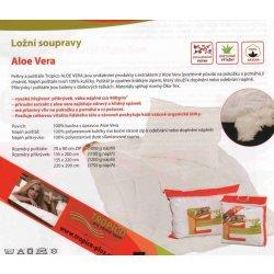 Tropico polštář Aloe Vera 70x90