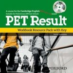 PET Result:: Printed Workbook Resource Pack with Key - Quintana Jenny
