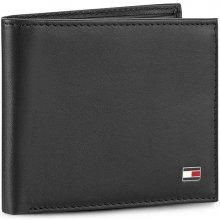 Tommy Hilfiger Velká pánská peněženka Eton Mini Cc Wallet AM0AM00655 83365 Black 002