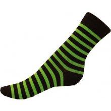 Gapo ponožky Elastik Pruh limet