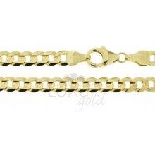Náramek ze žlutého zlata LUXUR GOLD 3040468