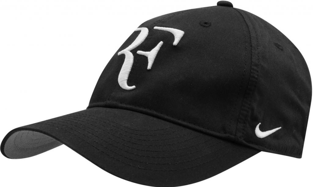 Nike Roger Federer Hybrid cap Mens Black e2b32a30e3