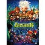 Arthur 2: maltazardova pomsta DVD