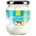 Allnature Premium Bio panenský kokosový olej 200 ml