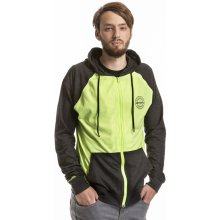 1 493 Kč Xtremeshop. Meatfly Comp Hoodie D-Heather Charcoal   Safety Yellow c7cc93ed3a