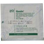 Gazin gáza hydrofilní skládaná komprese sterilní 10 x 10cm/100 ks