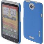 Pouzdro Coby Exclusive HTC One X modré