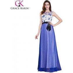 Grace Karin společenské šaty dlouhé CL7515 modrá od 1 989 Kč ... dbb5a4cc0b