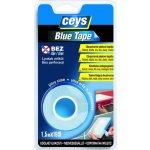 Ceys BlueTape Páska lepící oboustranná 19 mm x 1,5 m