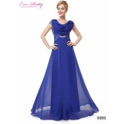 5136ed5b4ccf Ever Pretty dámské elegantní plesové šaty 9989 sv. modrá od 2 190 Kč ...