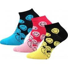 Boma dámské ponožky PIKI Mix 42 - balení 3 páry