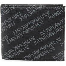 6eb2eb42ce Emporio Armani Peněženka Černá Y4R167