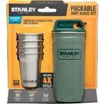 Stanley Set 4 ks panáků v pouzdře 50 ml