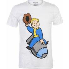 Character Fallout 4 T Shirt Mens Bomber