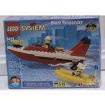 LEGO System 6429 Hasičská loď s člunem