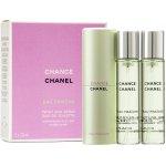 Chanel Chance toaletní voda dámská 3 x 20 ml
