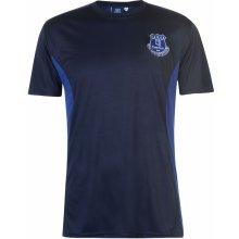 Source Lab Everton Poly T Shirt Mens Blue