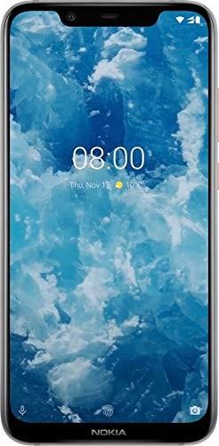Nokia 8.1 64GB Dual SIM na Heureka.cz