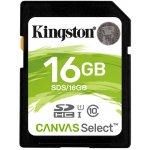 Kingston SDHC 16GB UHS-I U1 SDS/16GB