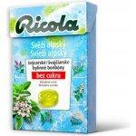 RICOLA bonbony Svěží alpský 40 g