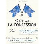 La Confession St. Emilion Grand Cru červené 2014 0,7 l