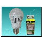 TechniLED LED žárovka E27-T10BM 10W 700 lm Teplá bílá mléčná