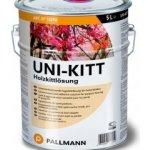 PALLMANN Uni-Kitt spárovací parketový tmel 10L