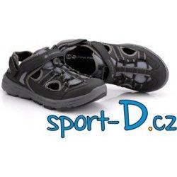 Skate boty Alpine pro Carleo unisex trekové sandále černé 270984e899