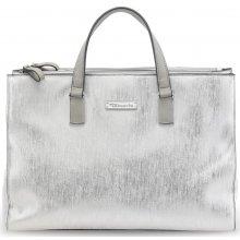 Tamaris Nadine Business bag 2596181-919 Silver Comb. 99468c485f