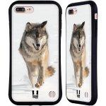Pouzdro HEAD CASE Apple Iphone 7 8 PLUS vzor Divočina efd5048a1c3