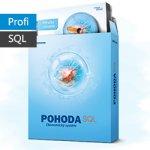Pohoda Profi 2018 SQL účetnictví Síťová verze pro 2-3.počítače