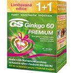 GreenSwan Ginkgo 60 Premium tbl.60+60 dárek 2017