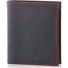 Pánská peněženka Carbon Speed, černá DK-077