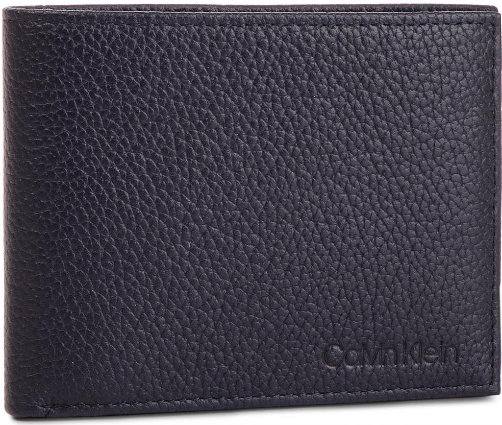 Calvin Klein Velká pánská peněženka Essential Leather 5Cc Coin K50K504452  067 alternativy - Heureka.cz 9026331ef03