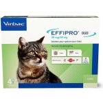 Virbac Effipro Spot-on Cat sol 4x0,5ml