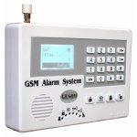 Bezdrátový GSM Alarm GESOM Basic