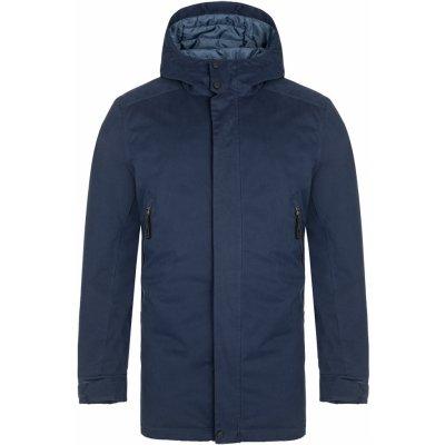 Loap Nakio pánský zimní kabát modrý