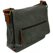 pánská taška přes rameno 2234-BB černá