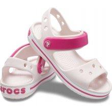 c6dc300ac Crocs Crocband Sandal Kids 12856 Růžová